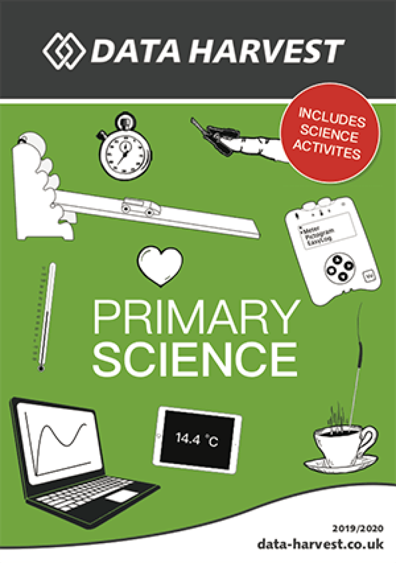 Data Harvest Primary Science Catalogue